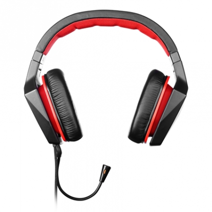 Lenovo Y Gaming Headset GXD0J16085 3.5 mm jack, black/red, Built-in microphone