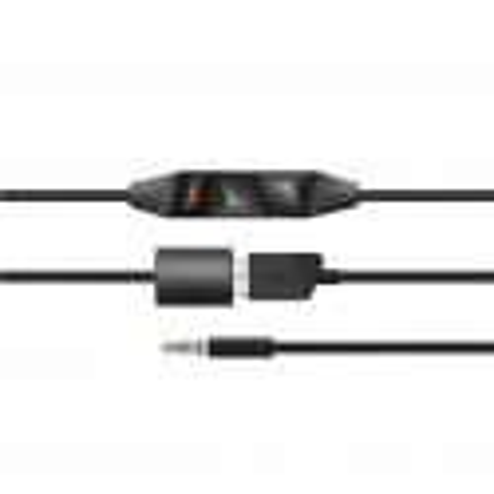 Lenovo Y Gaming Headset GXD0J16085 3.5 mm jack, black/red, Built-in microphone