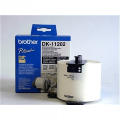 Brother SHIPPING LABEL 62MM X 100MM X 300