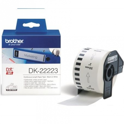 BROTHER DK22223 PAPER TAPE 50MM