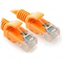GEMBIRD PP12-0.5M/O Gembird patchcord RJ45, cat.5e, UTP, 0.5m, orange