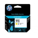 HP no.711 Yellow Ink Cartridge 29-ml