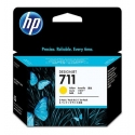 HP no.711 Yellow Ink Cartridge 29-ml 3-pack