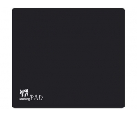 Gembird Gaming mouse pad, MP-GAME-S, Black, 200 x 250 x 3 mm
