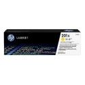 HP 201X Tonercartridge yellow 2.3000 pages standard capacity