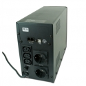 EnerGenie UPS with USB and LCD display, Black 1200 VA, 720 W