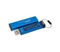 KINGSTON 16GB Keypad USB3.0 DT2000 256bit AES Hardware Encrypted