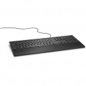 Dell KB216 Standard, Wired, Keyboard layout Russian, Black, Russian, Numeric keypad, 503 g