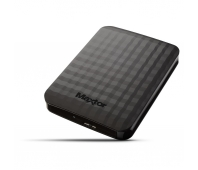 External HDD Maxtor M3 Portable 2.5'' 1TB USB3, Black