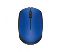 Logitech Wireless Mouse M171 - BLUE - 2.4GHZ