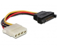 CABLE POWER SATA 0.15M/CC-SATA-PS-M GEMBIRD