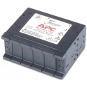 APC /1U Chassis 1U, 4 channels, for replaceable data line surge protection