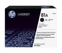 Toneris HP 81A Black | MFP M630