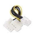 CABLE POWER ADAPTER 6PIN/2MOLEX CC-PSU-6 GEMBIRD