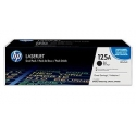 HP 2xToner CB540A Black HV with ColorSphere Toner CLJ CP1215 1515 1518