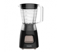 Kokteilinė Philips Daily Collection HR2052 Black, 350 W, Plastic, 1.25 l, Ledukų smulkinimas,