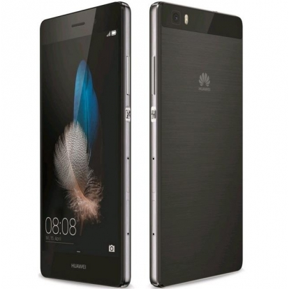 "Huawei P8 lite (Black) Dual SIM 5.0"" IPS LCD 720 x 1280/ 1.2 GHz Octa-core/ 16GB/ 2GB RAM/ Android 5.0.2/ Camera(primary) 13 MP, 4160 x 3120, autofocus, dual-LED flash, Camera(secondary) 5MP, Video 1080p@30fps/ microSD, up to 128 GB/ microUSB 2.0, WiFi,4G, BT/ 143 x 70.6 x 7.7 mm/ 131g"