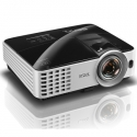 BenQ MX631ST XGA/4:3/1024x768/3200Lm/13000:1/Zoom 1.2x/3D/Lamp 4500-10000h/VGA,HDMI,USB,RCA,RS232,S-Video,Audio in-out/2.6kg/Speaker 10W/Lamp 196W/Black-White
