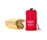 FRENDO Gold/Silver survival blanket