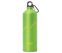 FRENDO Water Bottle Rainbow 1000 ml, Green