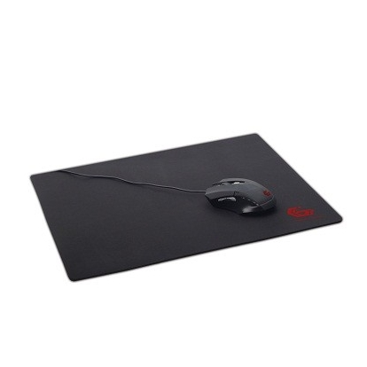GEMBIRD MP-GAME-L Gembird gaming mouse pad, black color, size L 400x450mm
