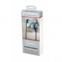 Gembird MHS-EP-002 Metal earphones with microphone and volume control