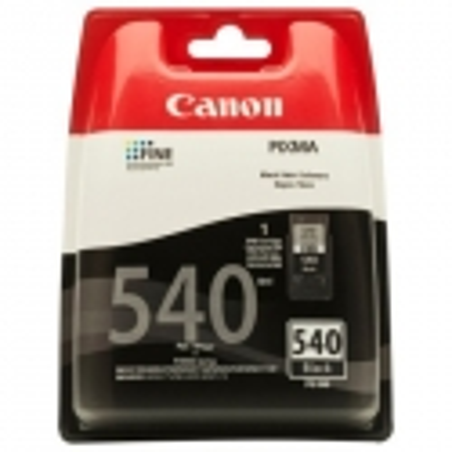 Rašalinė CanonPG540 black pigment | 180psl | MG2150/MG3150