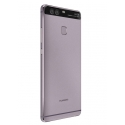 "Huawei P9 (Grey) Dual SIM 5.2"" IPS-NEO LCD 1080x1920/ Quad-core 2.5GHz & quad-core 1.8GHz/ 32GB/ 3GB RAM/ Android 6.0/ Camera(primary) Dual 12 MP, f/2.2, 27 mm, Leica optics, phase detection autofocus, dual-LED (dual tone) flash/ Camera(secondary) 8 MP, f/2.4, 1080p, Video 1080p@60fps, 1080p@30fps, 720p@120fps/ microSD, up to 128 GB/ USB Type-C 1.0, WiFi, 4G, BT/ 145 x 70.9 x 7 mm/ 144g"