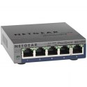 Netgear ProSafe Plus 5-Port Gigabit Desktop Switch Metal (GS105E v2)