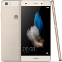"""Huawei P8 lite (Gold) 5.0"""" IPS LCD 720 x 1280/ 1.2 GHz Octa-core/ 16GB/ 2GB RAM/ Android 5.0.2/ Camera(primary) 13 MP, 4160 x 3120, autofocus, dual-LED flash, Camera(secondary) 5MP, Video 1080p@30fps/ microSD, up to 128 GB/ microUSB 2.0, WiFi,4G, BT/ 143 x 70.6 x 7.7 mm/ 131g"""