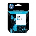 HP no.82 Ink Cart. Cyan (69ml)