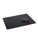 GEMBIRD MP-GAME-M Gembird gaming mouse pad, black color, size M 250x350mm