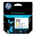 Rašalo kasetė HP 711 yellow | 3x29ml