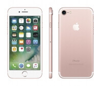 "Apple iPhone 7 32GB Rose gold, 4.7 "", IPS LCD, 750 x 1334 pixels, Apple, A10 Fusion, RAM 2 GB, Single SIM, Nano-SIM, 3G, 4G, Main camera 12 MP, Second camera 7 MP, iOS, 10.0.1, 1960 mAh"