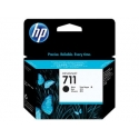 Rašalo kasetė HP 711 black | 80ml