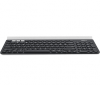 Logitech® K780 Multi-Device Wireless Keyboard - DARK GREY/SPECKLED WHITE - US IN