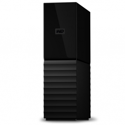 External HDD WD My Book EMEA, 3.5'', 8TB, USB 3.0, black