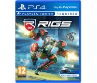 RIGS Mechanized Combat League PS4 (PSVR Required)