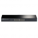 EDIMAX GS-1016 Edimax 16x Gigabit (10/100/1000Mbps) 19 RM Switch, energy efficient 802.3az