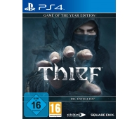 Thief Game Of The Year PS4