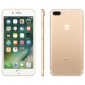 "Apple iPhone 7 Plus 32GB Gold, 5.5"", IPS LCD, 1080x1920 pixels, Apple, A10 Fusion, RAM 3GB, Single Nano-SIM, 3G, 4G, Main camera 12MP, Second camera 7MP, iOS, 10.0.1, 2900mAh"