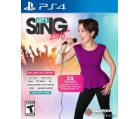 Lets Sing 2016 - PS4