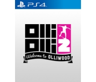 Olli Olli 2: Welcome to Olliwood PS4