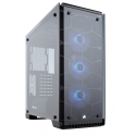 Corsair case Crystal Series 570X RGB Tempered Glass, Premium ATX Mid-Tower