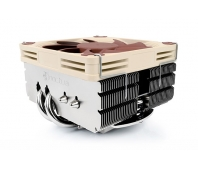 NOCTUA NH-L9x65 | Procesoriaus aušintuvas | 1 Ventiliatorius komplekte - NF-A9x14 PWM(92x92x14 mm) | Pristatymo terminas iki 7 d.d | SecuFirm2™ mounting for LGA2011, LGA1156, LGA1155, LGA1151, LGA1150 & AM2/AM2+/AM3/AM3+/FM1/FM2/FM2+ | Material: Copper (base and heat-pipes), aluminium (cooling fins), soldered joints & nickel plating