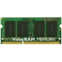 KINGSTON 4GB DDR3 1600MHz Non-ECC CL11 SODIMM SR x8