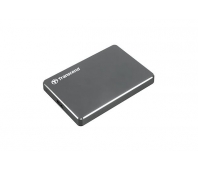 External HDD|TRANSCEND|StoreJet|1TB|USB 3.1|Colour Iron Grey|TS1TSJ25C3N
