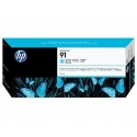 HP no.91 Ink Cart. Light Cyan with Vivera Ink (775ml)