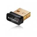 Edimax Wireless nano USB 2.0 adapter, 802.11n 150Mbps, SW WPS