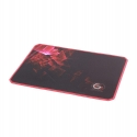 Gembird gaming mouse pad pro, black color, size S 200x250mm